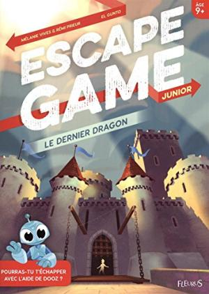 ESCAPE GAME : LE DERNIER DRAGON