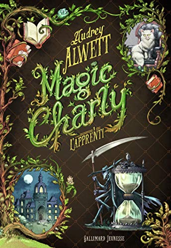 L'MAGIC CHARLY T.1 : APPRENTI